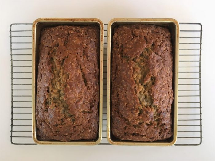 last minute gift idea banana bread