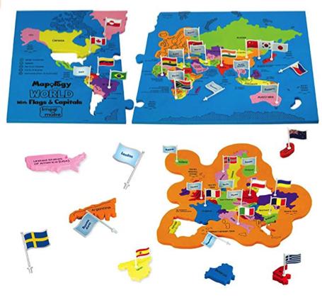 Imagimake Mapology Set