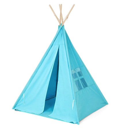 Kids TeePee Cotton Play Tent