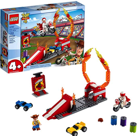 LEGO Disney Pixar Toy Story 4 Duke Kaboom's Set