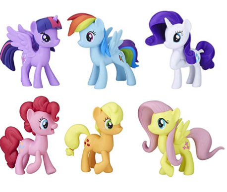 My Little Pony Six Pack