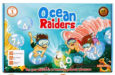 Ocean Raiders Game