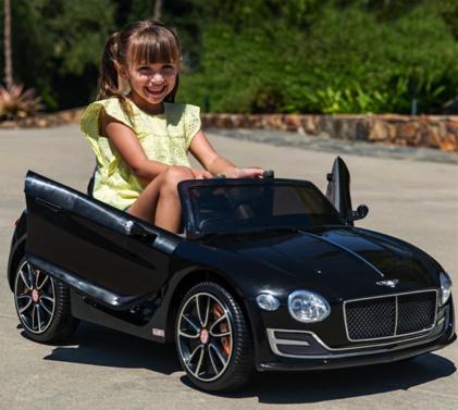Ride-On Bentley Car