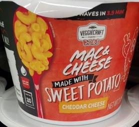 Veggie Craft Macaroni & Cheese – $1.98