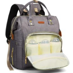 Homiee Backpack Diaper Bag