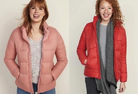 Women's Puffer Jackets