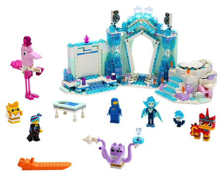 LEGO Movie Shimmer & Shine Spa Set