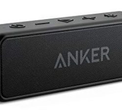Anker Soundcore Bluetooth Speaker and Headphones