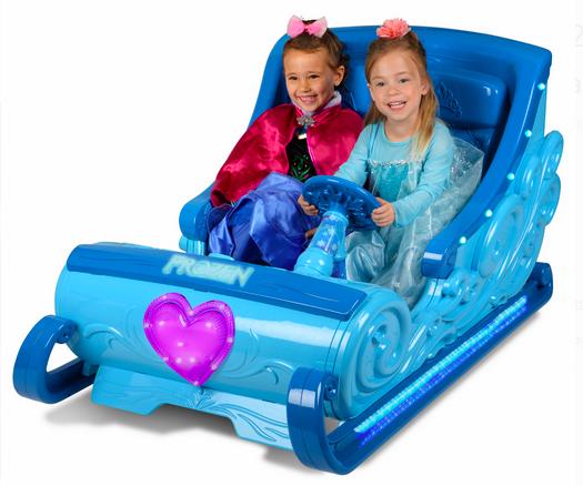 Disney Frozen Sleigh 12-Volt Battery Powered Ride-On