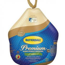 Butterball Whole Frozen Turkey