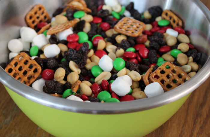 last minute gift ideas: trail mix