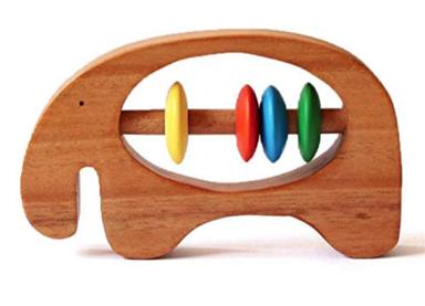 Shumee Rattle & Teething Toy