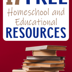 17 Free Homeschool Curriculum Resources