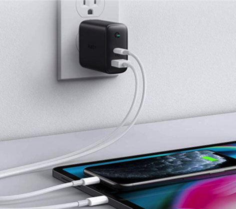 Aukey Dual Wall Charger