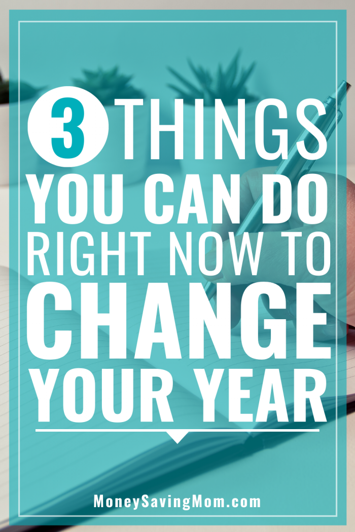Change Your Year