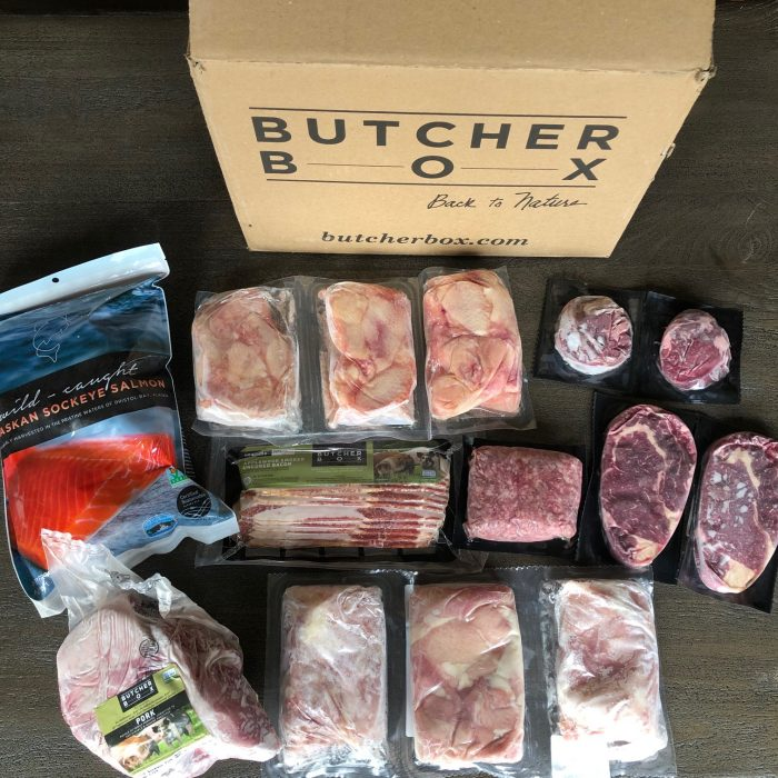 reviews of Butcher Box meat