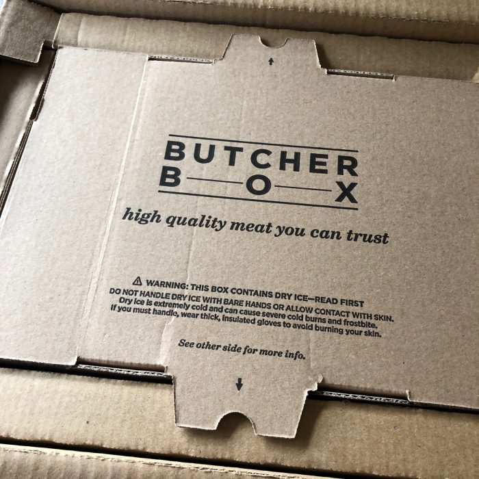 Butcher Box High Quality Meat