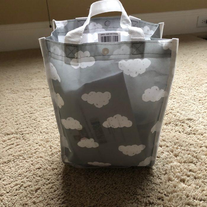 Free Target Baby Registry Gift Bag