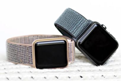 Nylon Apple Watch Bands