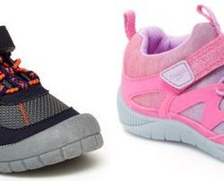 Bump-Toe Sneakers by OshKosh B'gosh