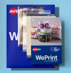 FREE Avery WePrint Sample Pack