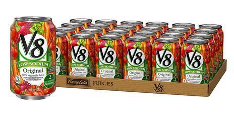 V8 Original Low Sodium 100% Vegetable Juice