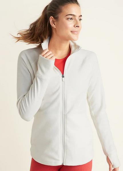 Women's Micro Performance Fleece Zip Jacket