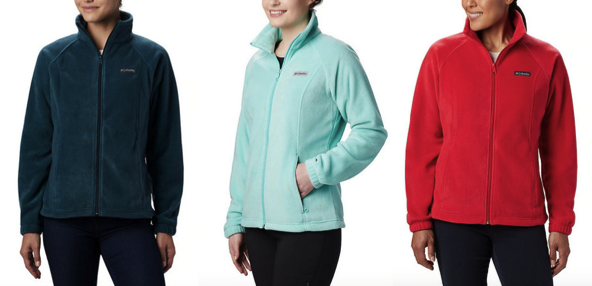 Women's Benton Springs™ Full Zip Fleece Jacket