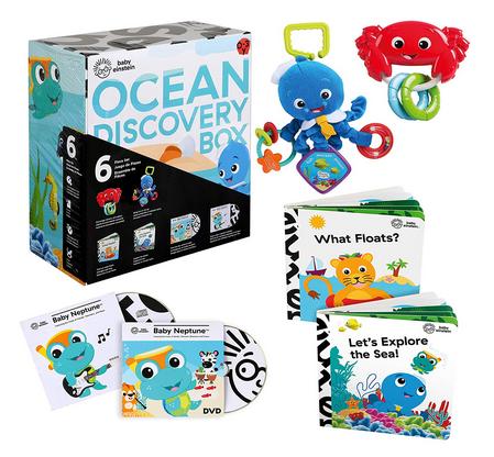 Baby Einstein Ocean Discovery Experience Box