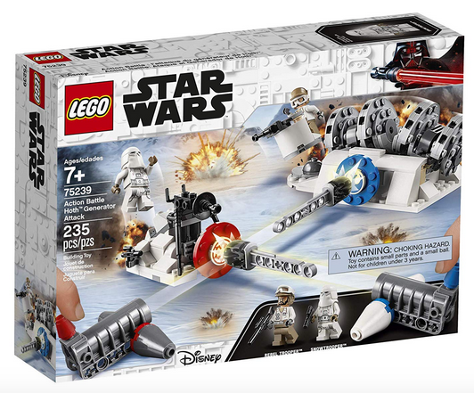 LEGO Star Wars: The Empire Strikes Back Building Kit