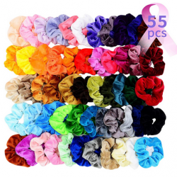 Premium Velvet Hair Scrunchies