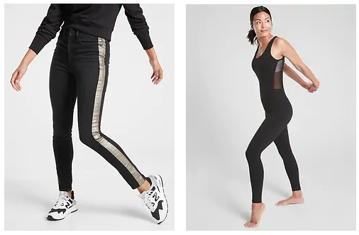 Up to 90% Off Athleta Apparel + Free Shipping