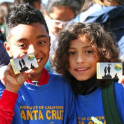 Kids at National Parks
