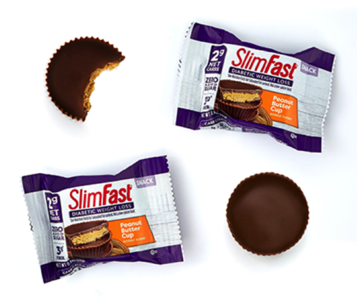 Slimfast Peanut Butter Cup
