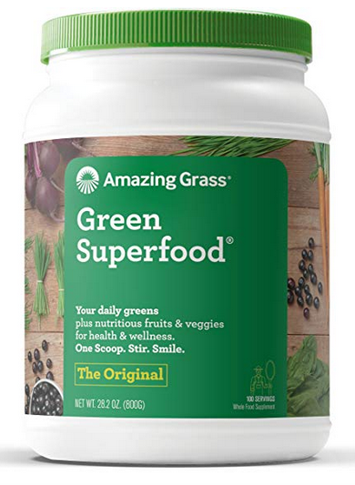 Amazing Grass Green Superfood Products