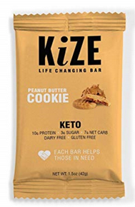 Kize Keto Bar