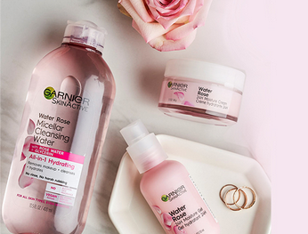 Garnier 'Stop & Share The Roses' Instant Win Game (1,035 Winners!)