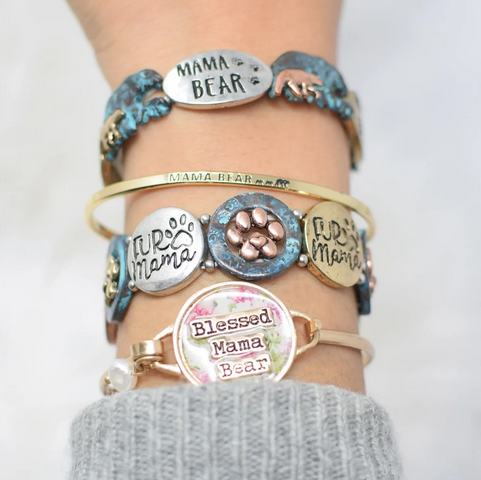 Mama Bear Bracelets