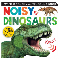 Noisy Dinosaurs Board Book