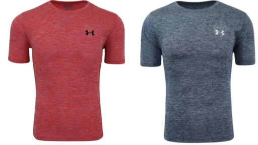 Under Armour Men's UA Space Dye T-Shirt