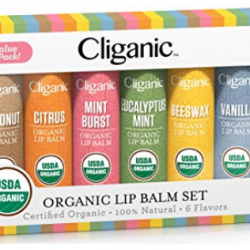 Cliganic USDA Organic Lip Balm