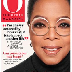 O, The Oprah Magazine!
