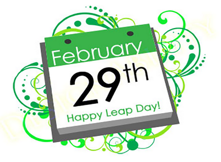 Leap Day 2020