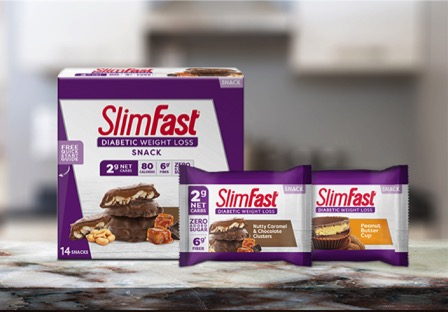 Slimfast Snacks Sample