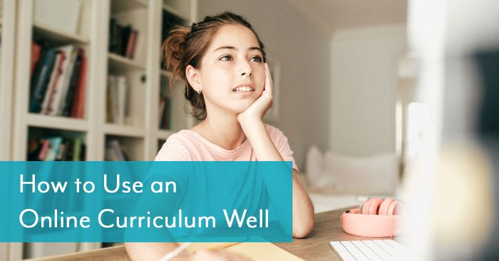 Using Monarch Homeschool Curriculum Well