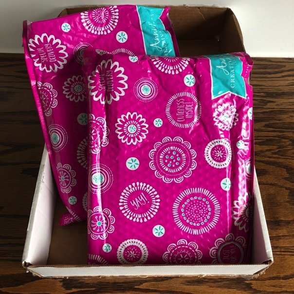 Creative Girls Club Boxes