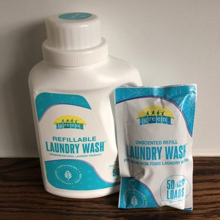 MyGreenFills Laundry Wash and Refill
