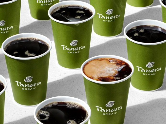 Best freebies: Panera coffee
