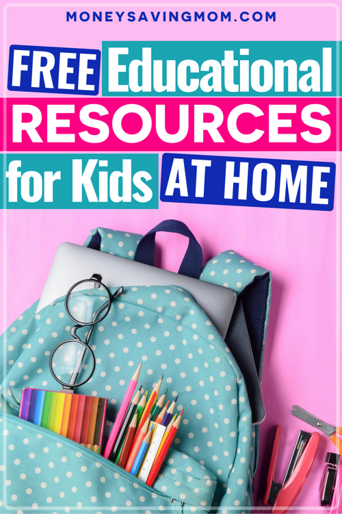 free educational resources for kids