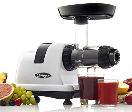 Omega Quiet Dual-Stage Masticating Juicer